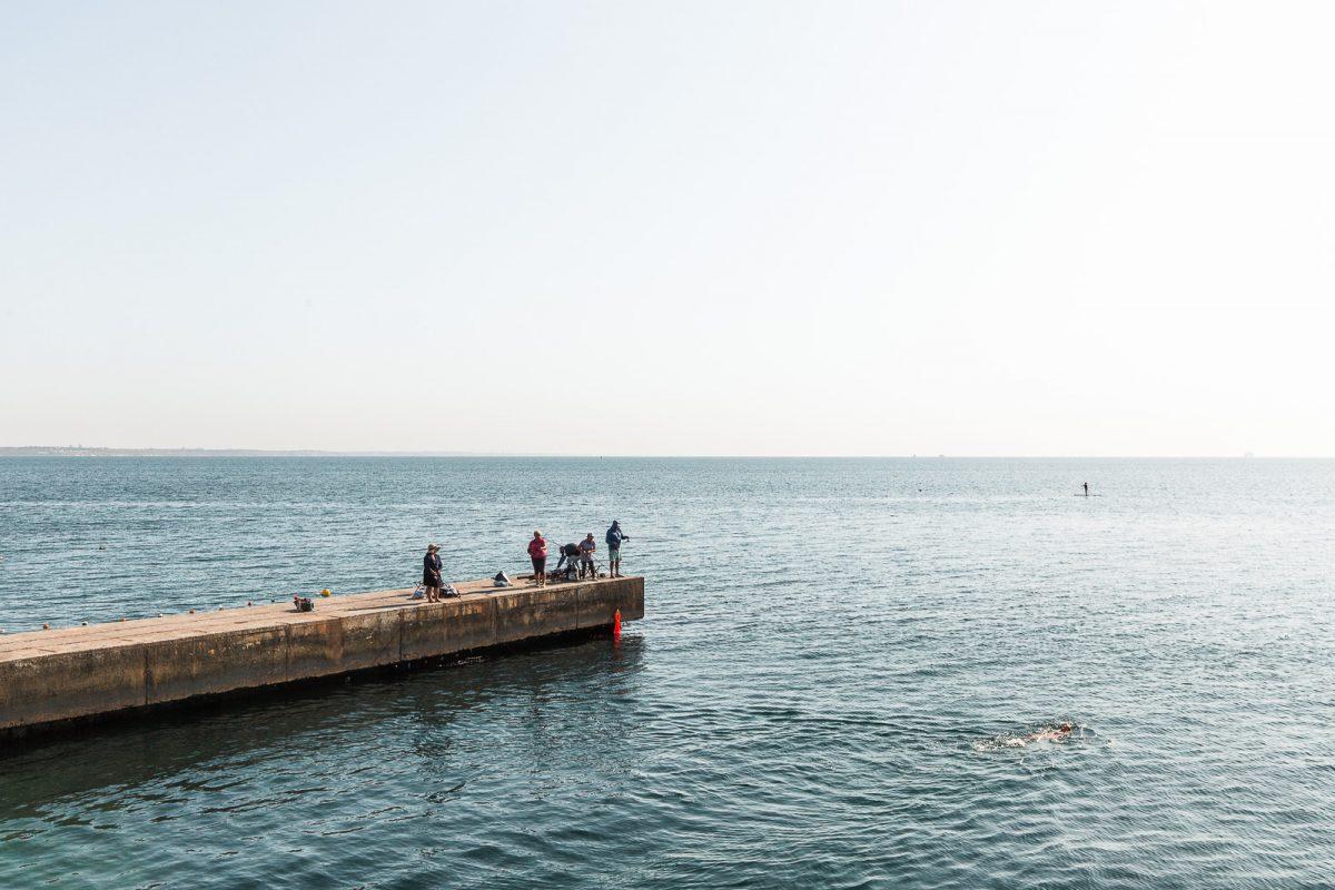 Ukraine: Langeron Beach Odessa