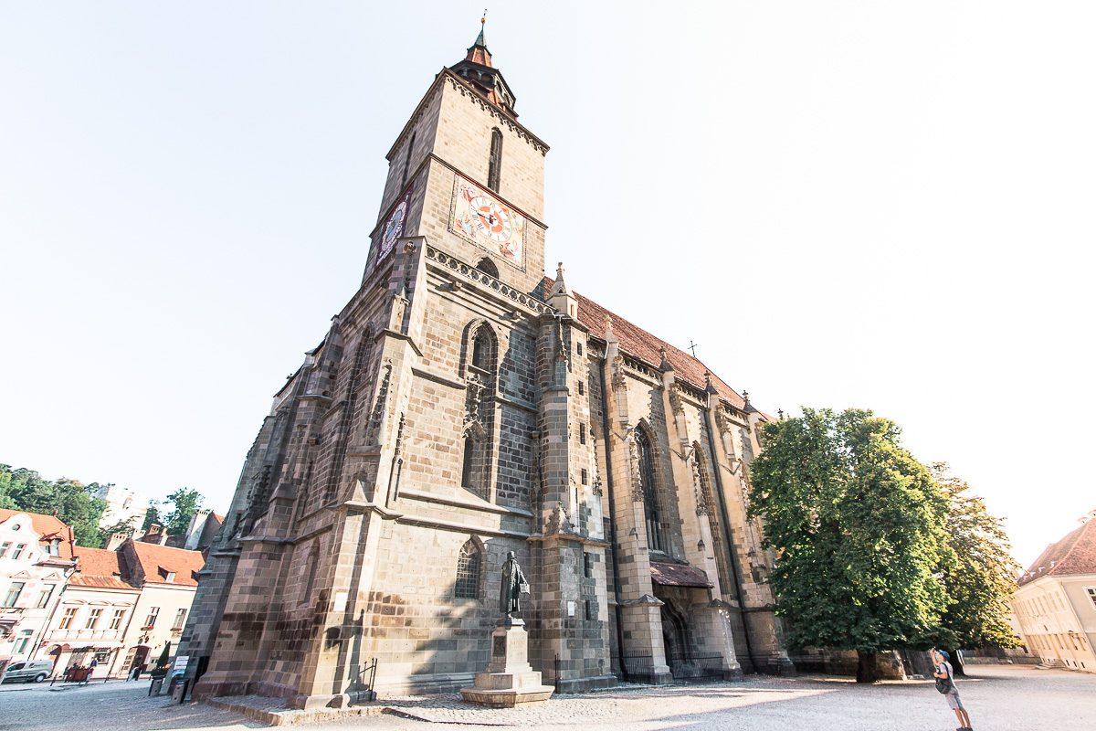 THE BLACK CHURCH – BISERICA NEAGRA