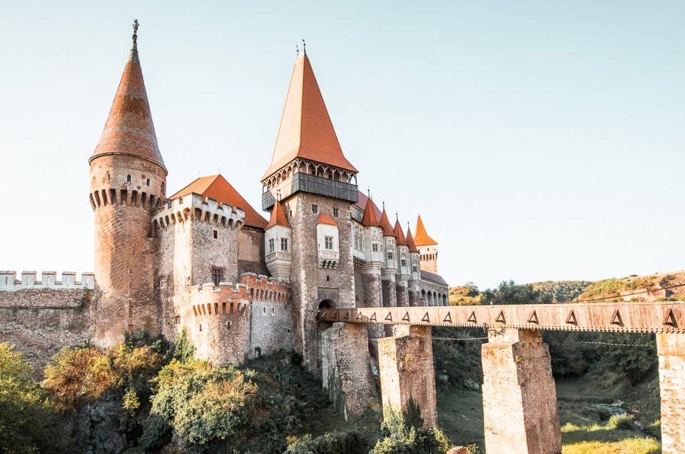 Corvin Castle - Romania's Most Beautiful Castle