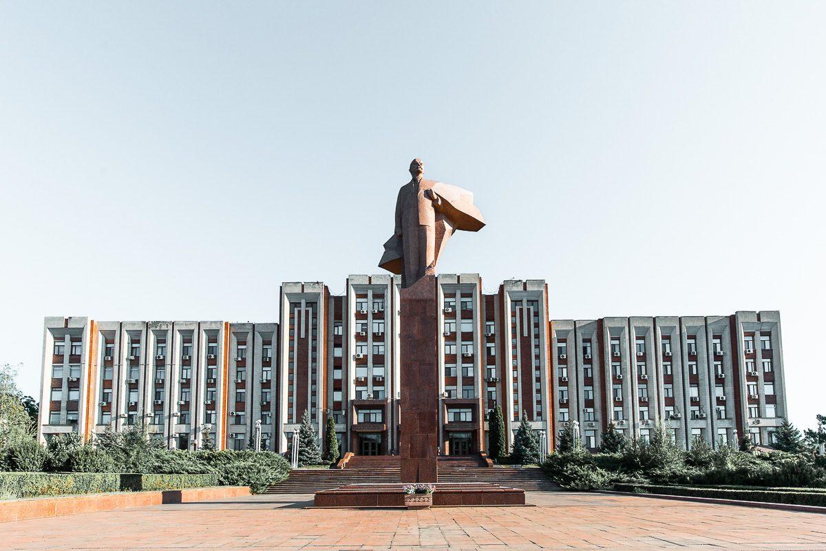 tiraspol presidential palace