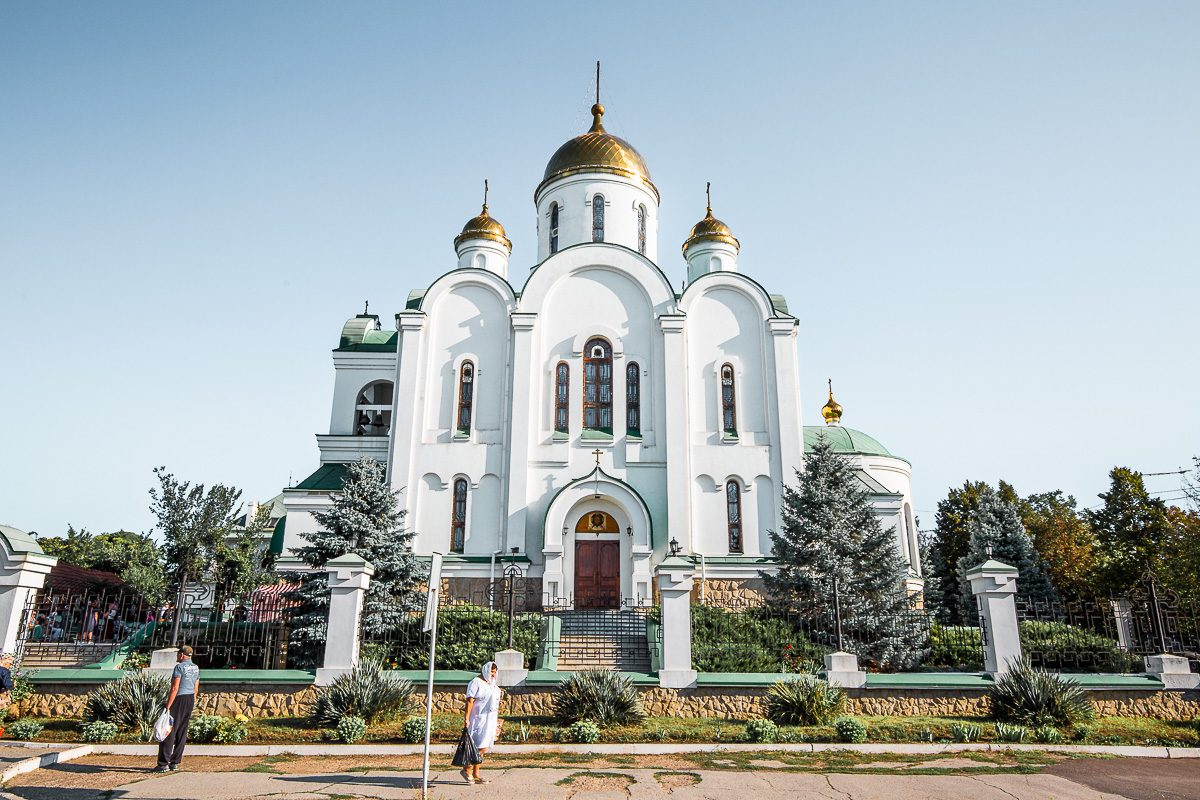 tiraspol church of nativitiy