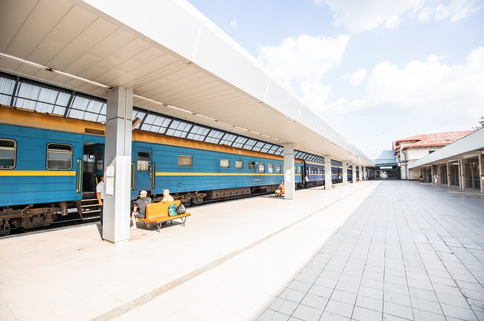 The Train from Chișinău to Bucharest: Everything You Need To Know