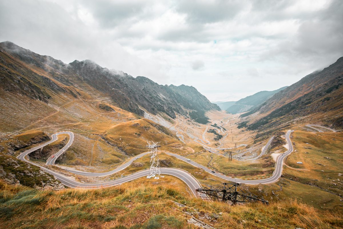 Transfăgărășan Highway - A must see on your Romania road trip